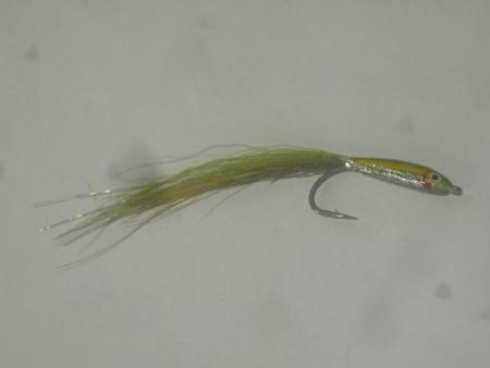 Sandy eel silver