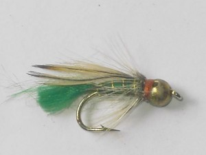 Tungsten badger nymph trout fly fishing flies for sale kenya for Fly fishing flies for sale