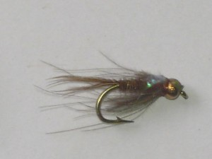 Tungsten cdc hot spot pheasant tail