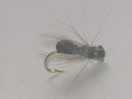 Formica volante dry fly