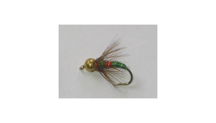 Wholesale trout fishing flies tungsten green fly for Cheap fly fishing flies
