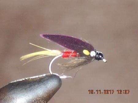 Watson fancy wet fly