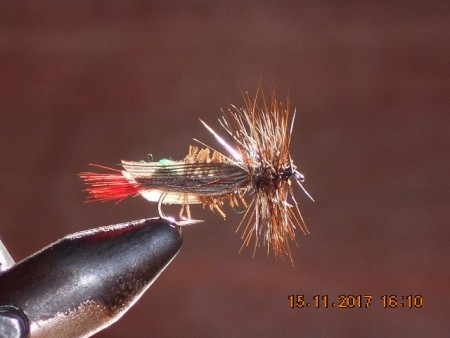 Joe's hopper fly