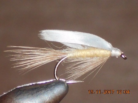 Pale morning dun wet fly
