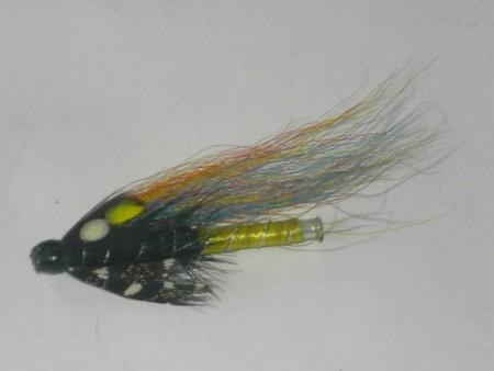 Jock scott tube fly