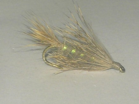 Cannon dry fly