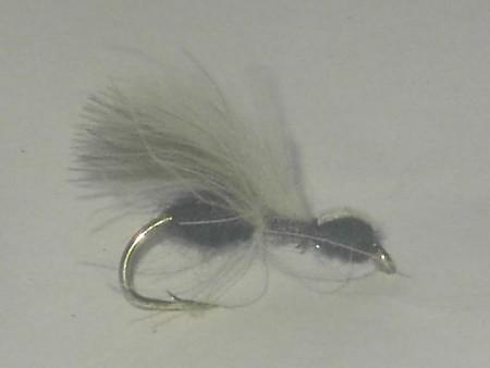 Cdc black ant dry fly