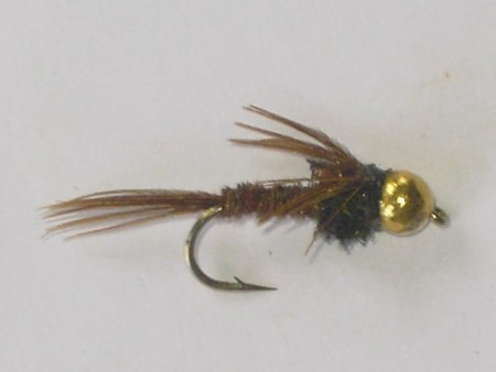 Tungsten pheasant tail flashback