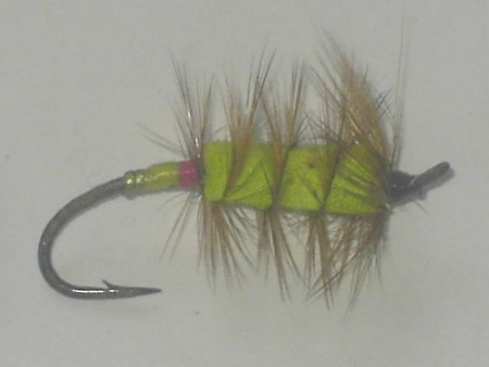 Bomber chartreuse brown