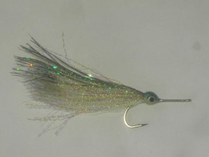 Flash deep minnow blue white