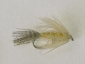 Mallard & cream wet fly