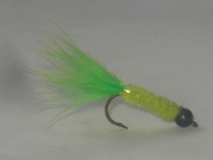 Black b.h streamer green