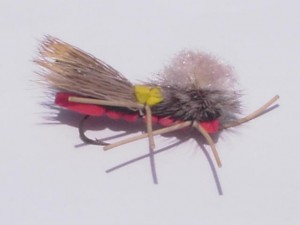 Chernobyl hopper red black