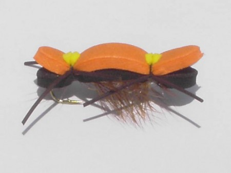 Chernobyl ant black orange