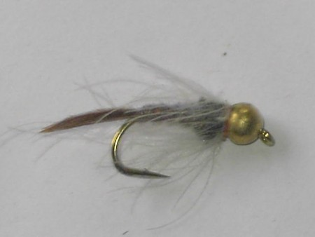 Tungsten cdc flashback pheasant tail