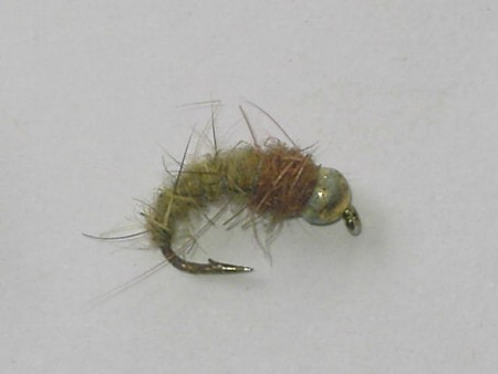 Tungsten electric caddis