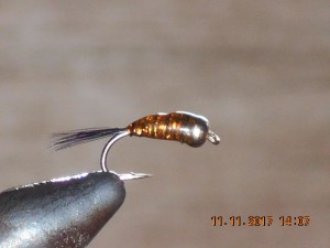 Perdigones brown fly