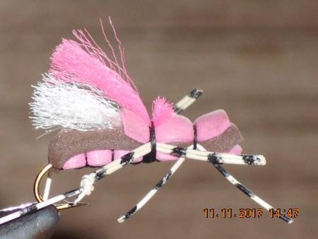 taylor's fat albert pink(Hi vis)