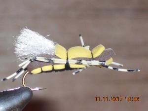 taylor's fat albert yellow(Hi vis)