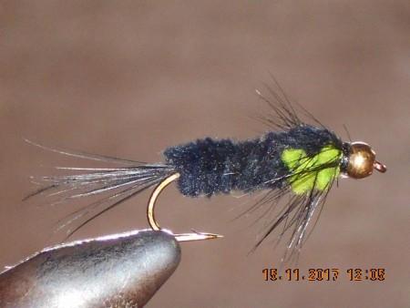 Bead head montana green