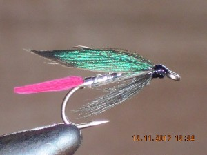 Butcher wet fly