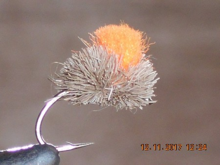Carp indicator pellet