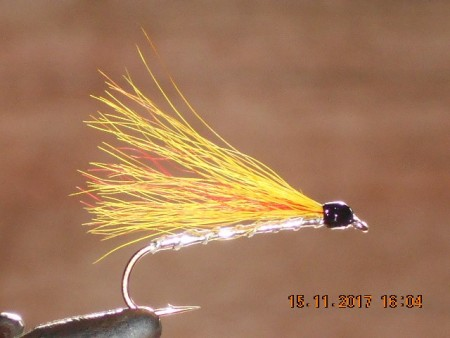 Mickey finn streamer