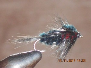 Montana nymph red
