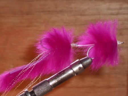 Pike tandem pink