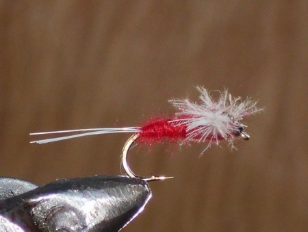 Cdc spinner red
