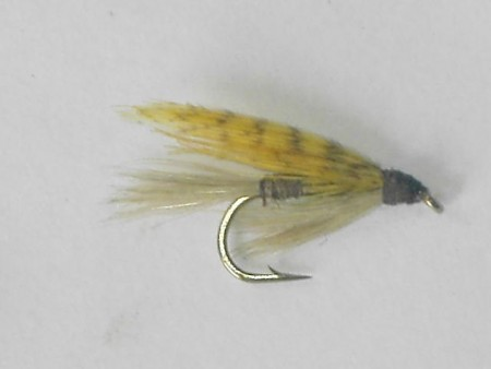 Quill Gordon wet fly