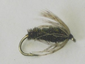 Soft hackle partridge & herl