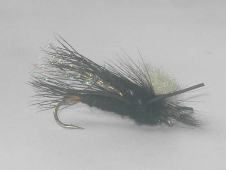 Parachute hopper black