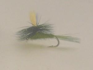 Parachute olive dun