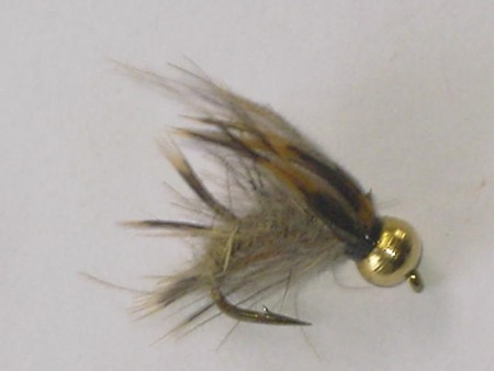 Tungsten power soft hackle