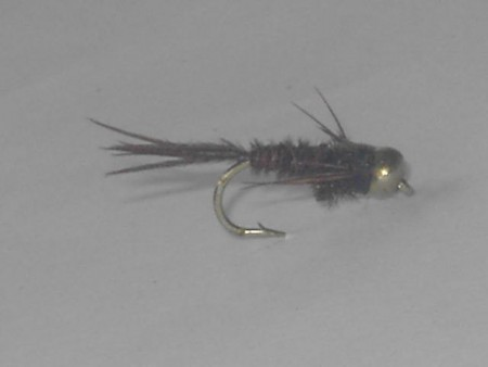 B.h frostbite chironomid red