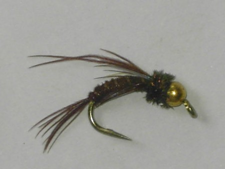 Tungsten swimming pheasant tail