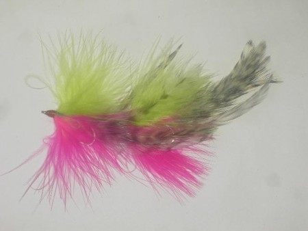 Pike tandem fly 14
