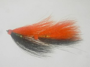 Pike tandem fly 16
