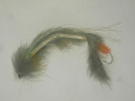 Pike tandem fly 2