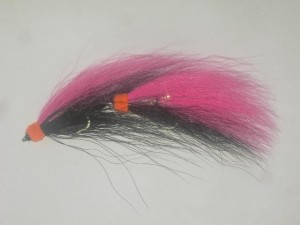Pike tandem fly 5