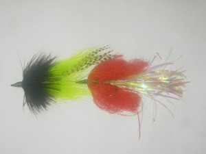 Pike tandem fly 6